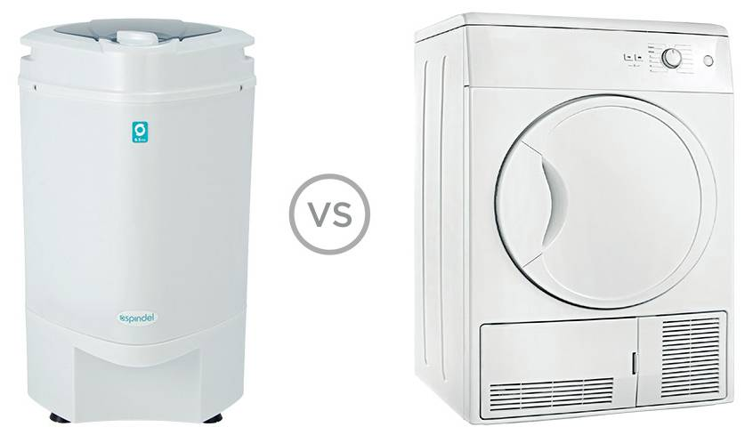 Spindel-vs-tumble-dryer